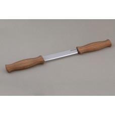 Draw Knife with Oak Handle