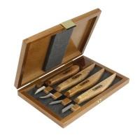 Narex Carving Knife set 4pcs
